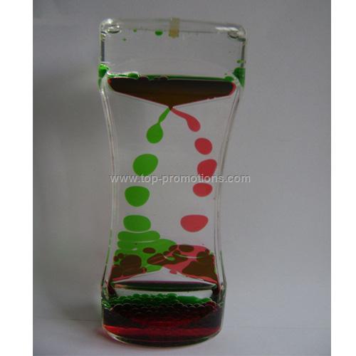 Lava Hourglass