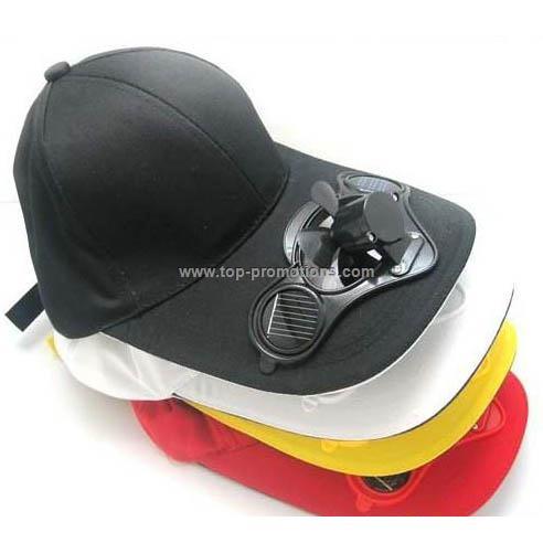 Solar Fan Caps