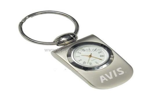 CLOCK KEYTAG/Clock keychain