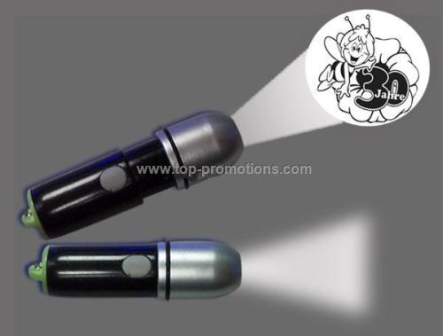 Projector Flashlight