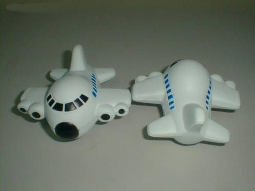 Airplane Stress Ball