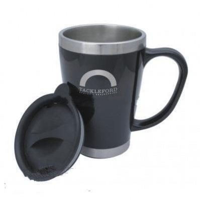 Cafe Style Travel Mug