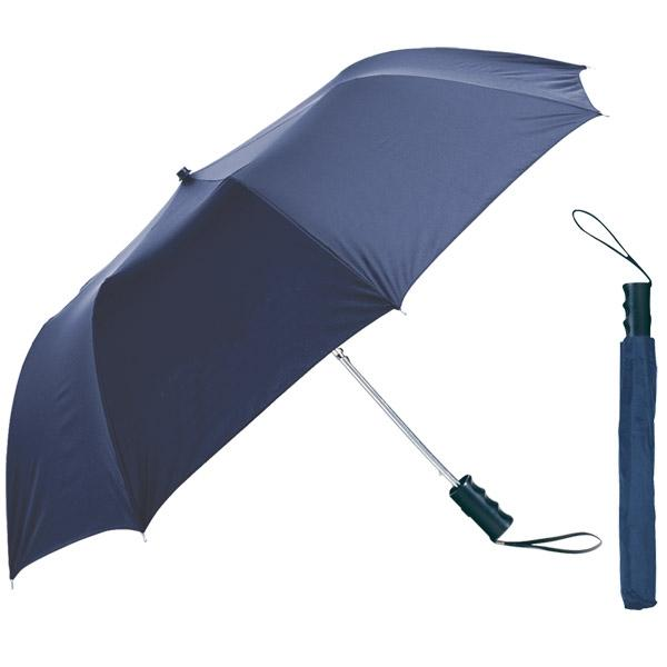 "Folding Umbrella Folds Down To 15"" Closed Blank"