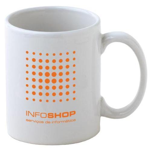 11 oz. C-Handle Mug