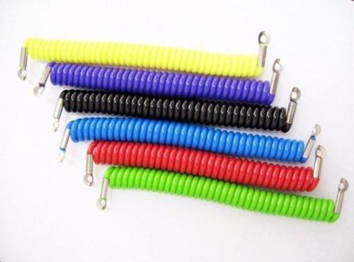 Key Chain,Lanyard,Spiral String Cord