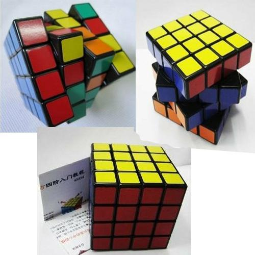 4x4x4 MAGIC RUBIK RUBIX RUBIK'S CUBE KIDS PUZZLE GAME