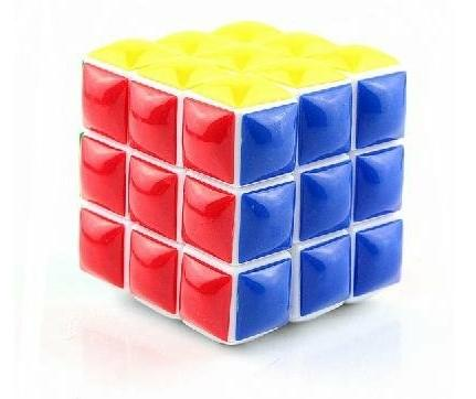 Magic Puzzle Rubic Cube Speed Rubiks Toy Gift