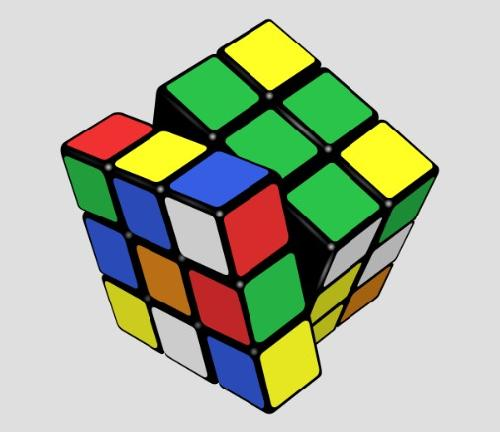 Magic Cube Educational Toys