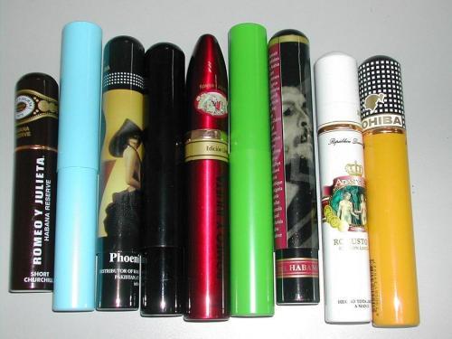 Cigar tube