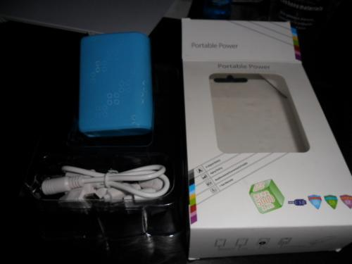 Mobile Power 5200mAH for Iphone 4/4S