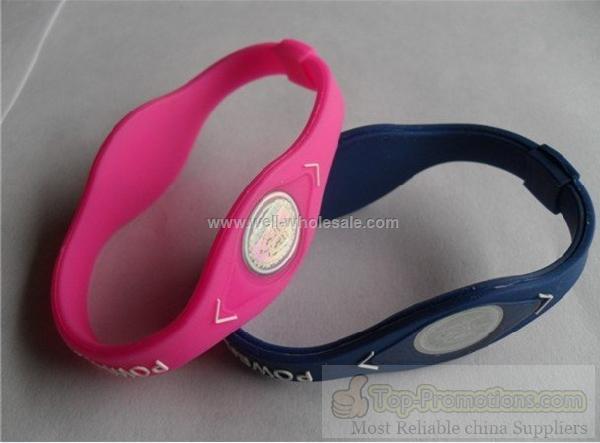 2012 Promotional silicone bracelet