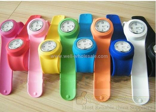 2012 Wholesale Fashion Watch Silicon
