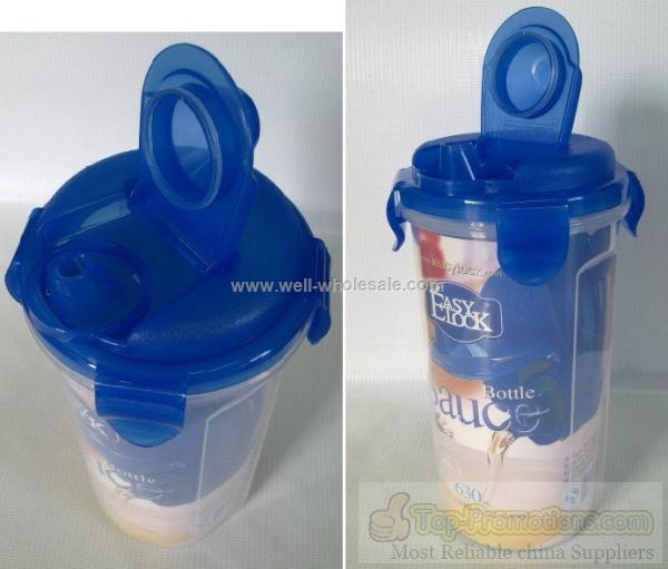 2012 plastic shaker cup