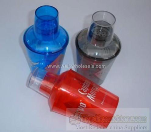 plastic shaker - 360ML