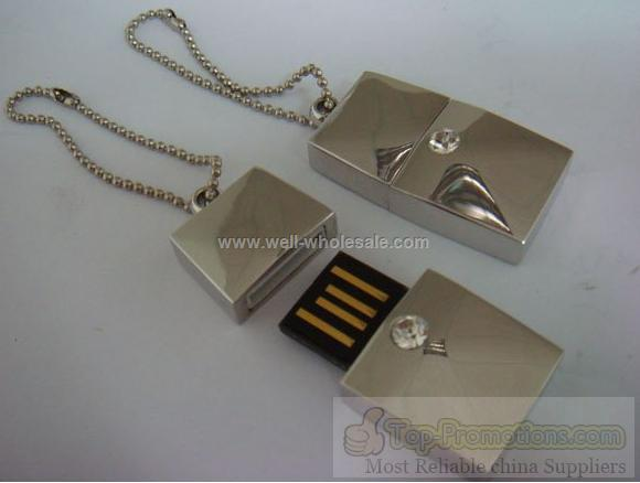 OEM Metal USB Flash Drive USB 2.0