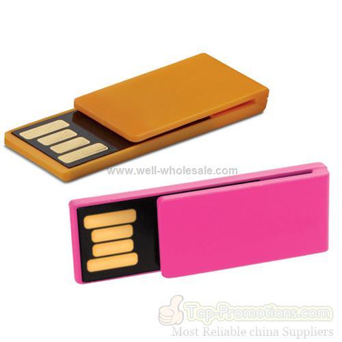 Mini pape clip USB