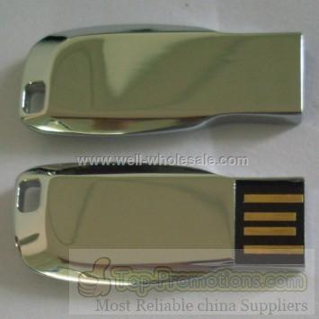 Factory selling 8GB Metal USB flash drive