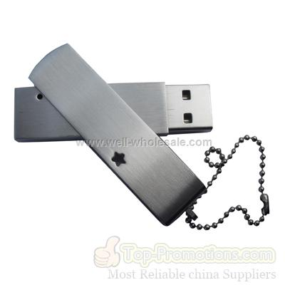 Metal swivel usb disk hot in the market,
