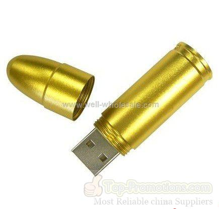 Metal Cartridge USB flash drive
