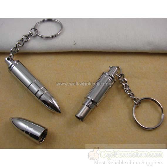 Bullet cigar cutter