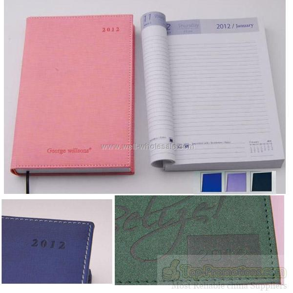 New Arrival 2012 diary