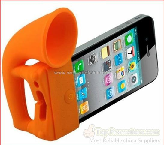 For Silicone Iphone speaker