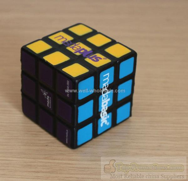 2012 Rubik cube stress ball