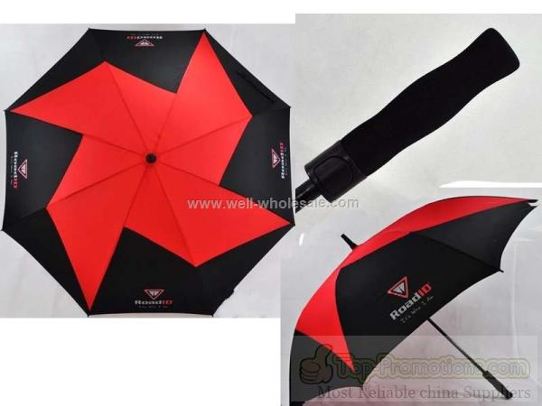 speical Windmill golf umbrella