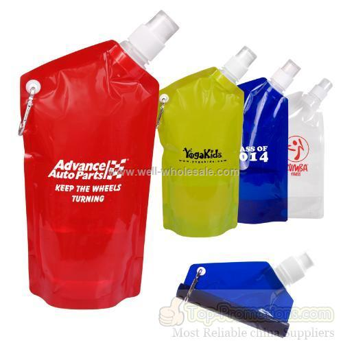 20 oz. Smushy Flexible Water Bottle