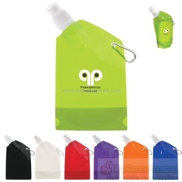 Custom Imprinted Jr 12 oz. Collapsible Bottle