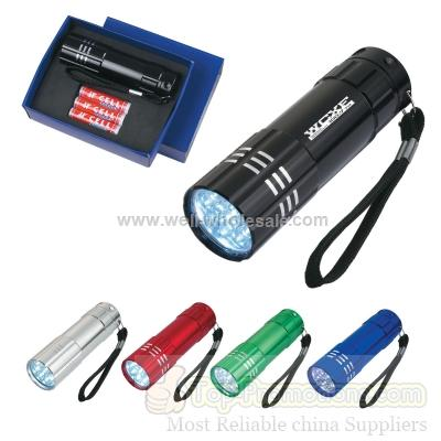 Streak LED Aluminum Flashlight