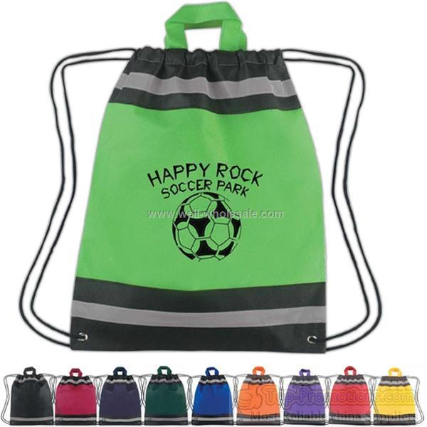 Victorious Drawstring Sports Backpack