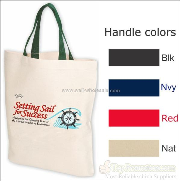 7 Oz. Budget Choice Canvas Bag