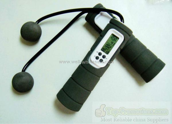 wireless jumping/skipping rope
