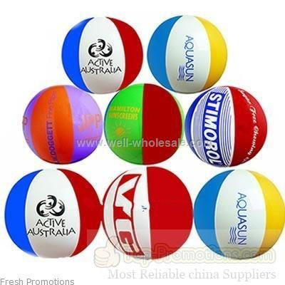 PVC Beach Balls
