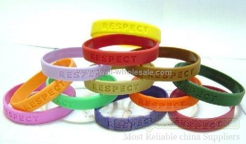 Silicon Wristband/Bracelet