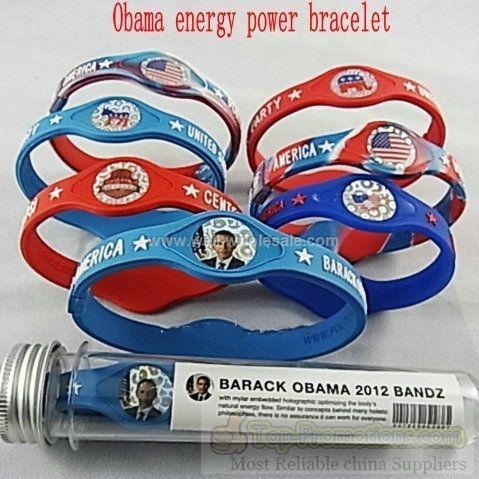 2013 Obama Power Bracelet
