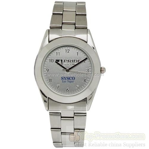 Fashion wrist quartz analog watch men