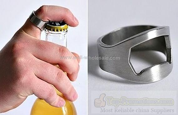 The Ring Bottle Opener