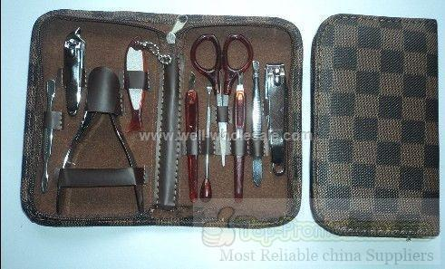 Promotional 10 Piece Manicure Set