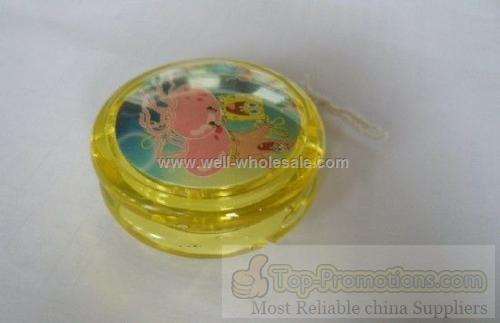 transparent YOYO Ball