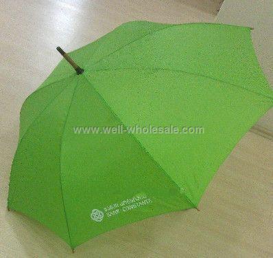 promotional hotel umbrella