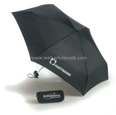 Mini Umbrella with Case - Printed