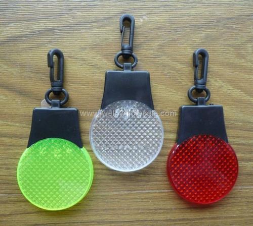 Reflector Light W/ Belt Clip