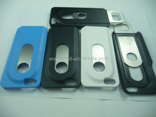 For Iphone 5 Protector Shell Bottle Opener