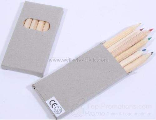 6 colors pencils sets