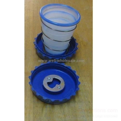 PP Foldable Water Cup