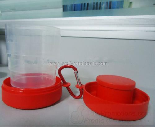 2013 Hot Sale Folding Drinking Cup