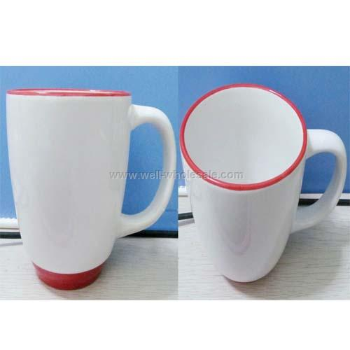 Promotional Ceramic mugs,Bistro mugs