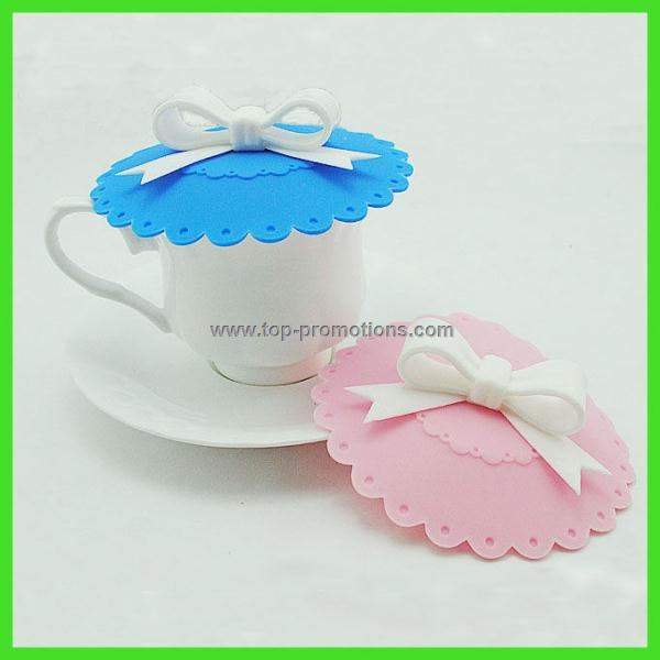 promotion silicone cup cover